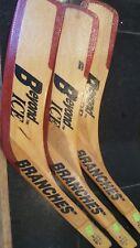 Branches Sr or Jr left stick blades