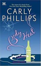 Body Heat by Carly Phillips (2006, Paperback) Romance
