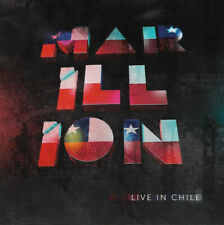 Marillion - Live in Chile 2CD NEU OVP