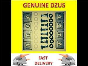 8x Dzus Fasteners / fairing fasteners 17 mm studs 8 x DZUS 6 mm clips & washers