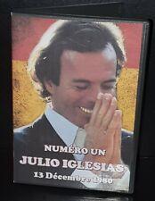 Numéro Un Julio Iglesias 13.12.1980 (Dalida, Mireille Mathieu, Sylvie Vartan...)
