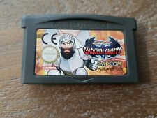 Gameboy Advance Nintendo gba super ghouls'n ghosts