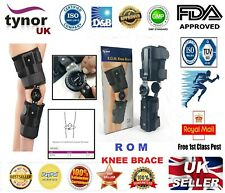 Tynor Orthopaedics ROM Hinged Knee Brace Post-Op ACL PCL Injuries Osteoarthritis