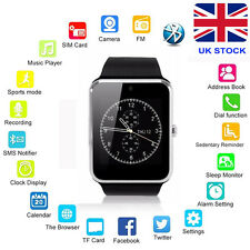 GT08 Smart Watch Sports Pedometer MP4 GSM SIM SMS for Android IOS Samsung Iphone