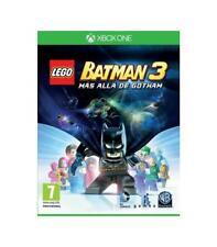 Pal version Microsoft Xbox One Lego Batman 3