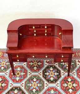 Vintage Dollhouse Miniature REUTTER Desk