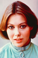 Logan'S Run Color Jenny Agutter Head Shot 11x17 Mini Poster