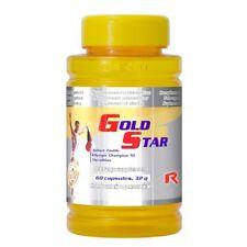 Gold Star 60 kaps. - Starlife - kordyceps, reishi, żeń-szeń