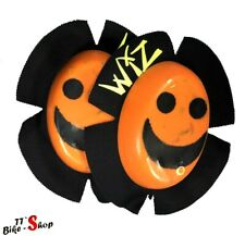 Wiz Knieschleifer mit Titan - Smiley in Orange-Schwarz - Sparky, mit Funken