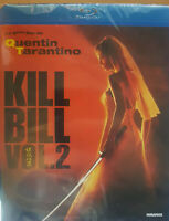KILL BILL VOL 2 TARANTINO  BLU RAY  NEUF SOUS CELLOPHANE