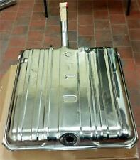 1959-60 Chevy Impala Bel Air Biscayne STAINLESS Gas Tank w/Filler Neck 16 Gallon