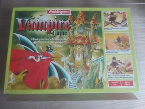 WADDINGTONS : THE VAMPIRE GAME - COMPLETE UK (1987)