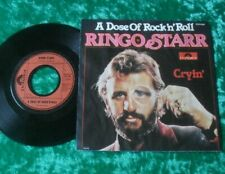 """Single 7"""" Ringo Starr - A dose of Rock n roll TOP!"""