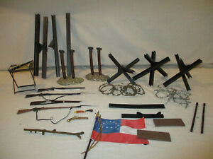 1/6 SCALE HASBRO G.I. JOE ACTION FIGURE WWII, REVOLUTIONARY WAR ACCESSORIES