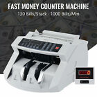 Money Counter Machine Bill Counter Cash Counter UV MG & IR Counterfeit Detector