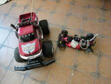 2X RC AUTO / 1X BENZIN / MONSTER TRUCK