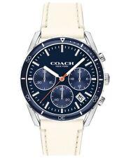 Coach Thompson Chronograph Quartz Blue Dial Men's Watch 14602411