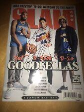 Devin Booker & Deangelo Russell Autograph Signed  SLAM Magazine NBA Warriors