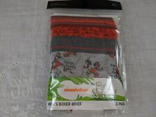 Ren and Stimpy Men's Boxer Brief Underwear Nickelodeon 490400617258 NEW Size XL
