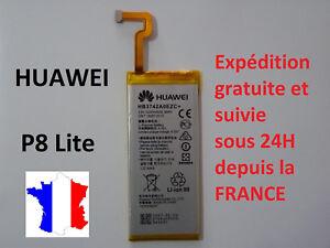 Batterie interne neuve pour HUAWEI  P8 Lite -  réf : HB3742A0EZC+  ALE-L21