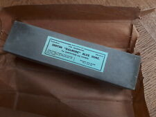 Unused vintage Dalmore Blue sharpening stone razor hone