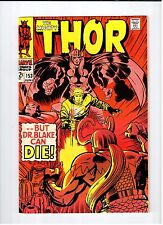 Marvel THE MIGHTY THOR #153 June 1968 vintage comic FN condition