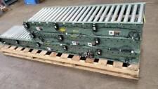 Hytrol 190e24ez E24 Zero Pressure Roller Conveyor 24v 24 X 22 Excellent 26