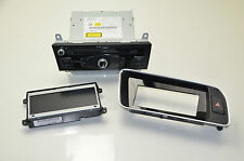 Audi A4 8K A5 Q5 Facelift Radio Chorus 8R1035152 Display 8R0919603 Blende