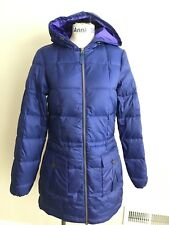 14 NWT Eddie Bauer Womens Super Sweater Down parka Hooded 650 Fill Power 3 Color