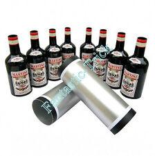 Multiplying Bottles Black  ( 8 bottles ) - Stage Magic
