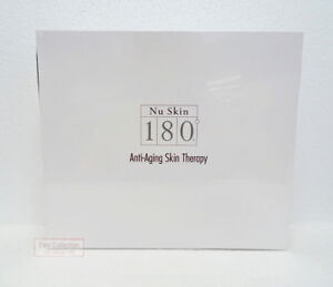 Nu Skin 180 Anti-Aging Skin Therapy System Brand New Sealed Value Set