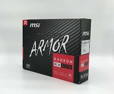 AMD Radeon RX 570 8GB DDR5 *NEW* Graphic Card Gaming And More