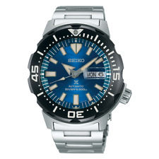 全新現貨 Seiko PROSPEX Monster Save the ocean 系列 自動機械手錶 SRPE09K1 *HK*
