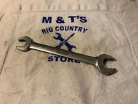 "Snap-on Tools USA 1/2"" x 9/16"" 1977 Open End Wrench VO1618"