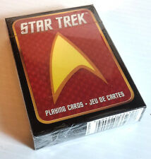 Original Star Trek TV Series Playing Card Deck of 52- SEALED! (STPC-Deck52)