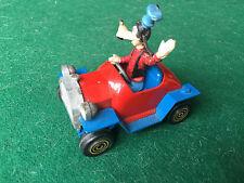 POLITOYS W5 AUTO PIPPO Walt Disney COMPLETA !! METAL CAR NO POLISTIL Made Italy
