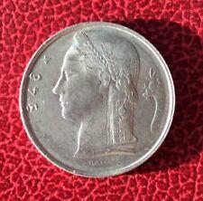 Belgique - Superbe monnaie de 5 Francs 1948 FR - Rare en cette qualité