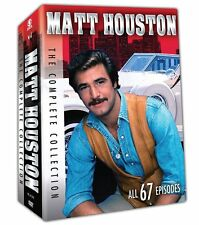 Matt Houston The Complete Collection DVD Series TV Show Season All Episode 67 R1