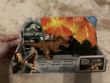 Jurassic World Story Pack with Stygimoloch Stiggy & Mercenary Figures Dinosaur