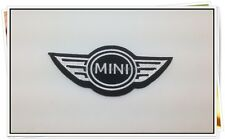 MINI COOPER Patch Sew Iron On Embroidered Motor Sports Automobile Logo Car Badge