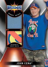 Topps SLAM WWE John Cena DUAL RELIC Road to Wrestlemania [DIGITAL CARD] 500cc