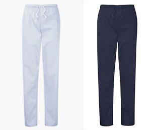 Scrub Medical Uniform Women Men Tunic Nurse Hospital Work Wear Medical trousers