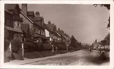 Birmingham. Lichfield Road.