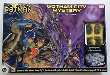 "MATTEL ""BATMAN GOTHAM CITY MYSTERY "" BOARD GAME 2003 MOVIES/TV"