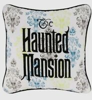 ONE Disney Parks The Haunted Mansion Throw Pillow - Brand New