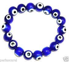 cinturino da OCCHI TURCHI Blu 10 mm Preziosa e Protettiva del Malocchio Occhio