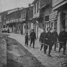 "British Royal Marines Dardanelles Turkey World War 1, 4x4"" Reprint Photograph"