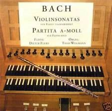 JOHANN SEBASTIAN BACH Violinsonatas.... Suisse Press CD