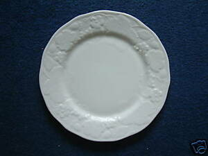 Six Wedgwood Strawberry & Vine  Cheese Plates- Unused