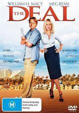 The Deal (DVD, 2009) R4 William H. Macy, Meg Ryan